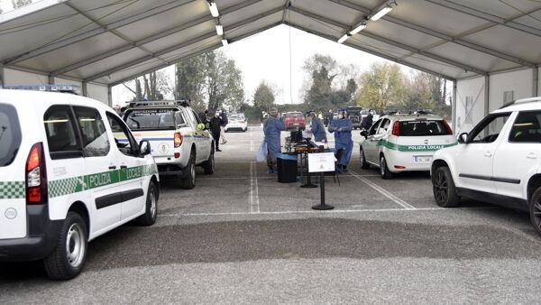 Avvio punto drive through via Novara – Milano